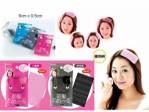 Hair Velcro aksesoris poni rambut- 039