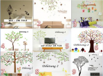 Wall Sticker 60 x 90cm – 098