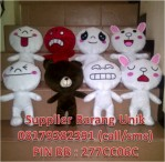 Boneka Line Emotion 045