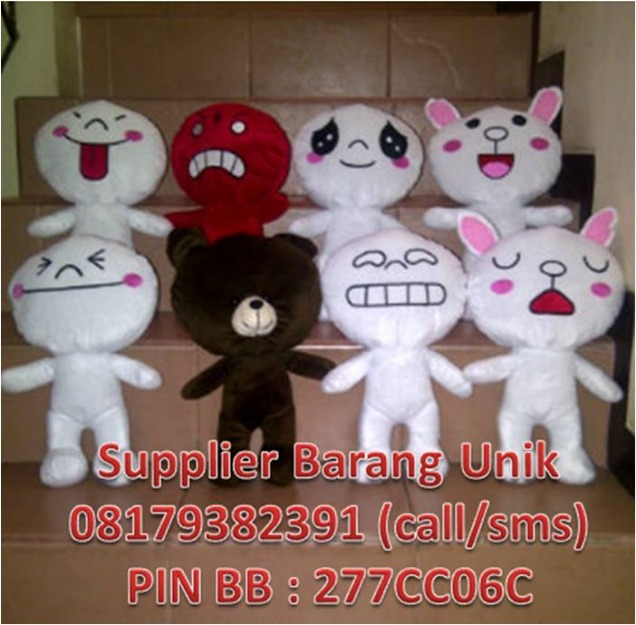 Boneka Line Murah 08179382391