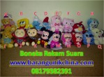 BONEKA REKAM SUARA RECORDED TOYS – 019