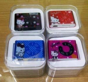 MP3 Mini HELLO KITY Lucu – 044