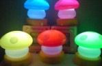 Lampu jamur led mushroom touch 046