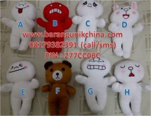 Boneka Line Emotion 30cm 049