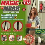 Magic Mesh tirai Anti Nyamuk – 064