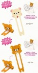 Cord Holder Karakter Rilakuma Kitty – 077