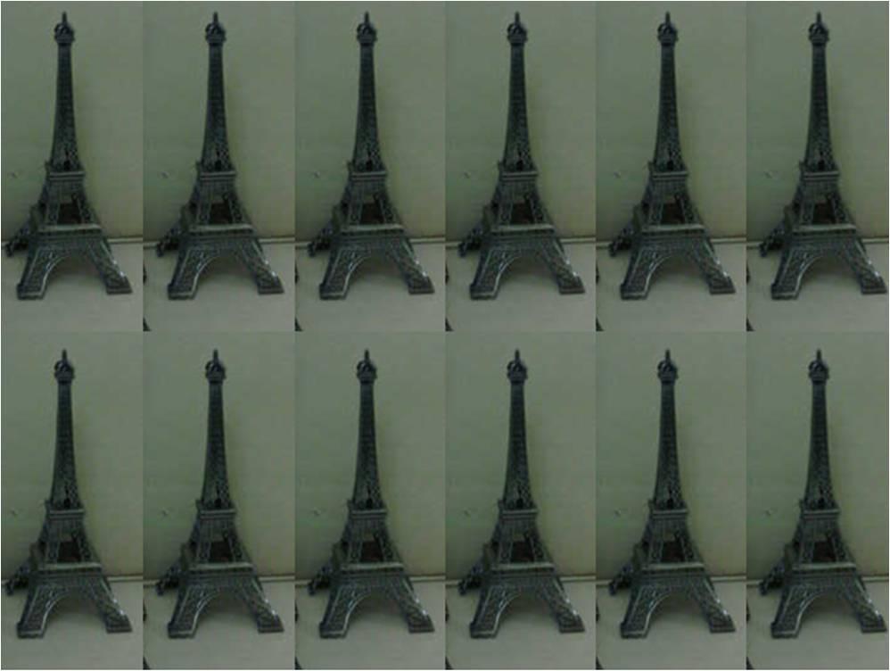 Pajangan Menara Eiffel Paris