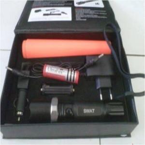 Senter SWATT Police 6000 watt – 067