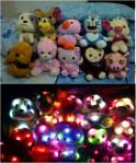 Boneka Lampu Karakter Lucu – 101