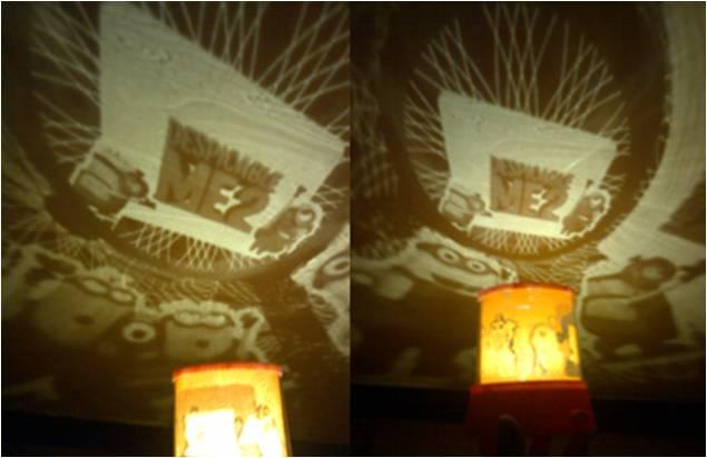 projector minion