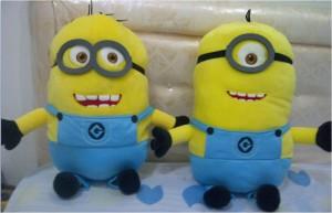 Boneka Minion 3D Kacamata 60cm – 115