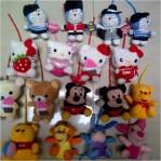 Handgel Boneka 3D Karakter – 132