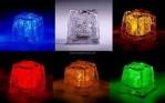 Lampu Ice Cube Es Batu berubah 7 Warna – 127