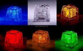 Lampu Ice cube es baru berubah 7 warna