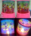 Lampu Proyekor Mickey Mouse Full Colour – 134