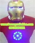 Kalung Iron Man Nyala LED Mainan Anak Unik – 142