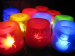 Electric Candle Lilin Elektrik Lampu Tidur Natal Hallowen – 145