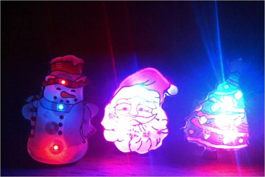 Bros Natal Lampu Nyala Kerlap Kerlip - 158