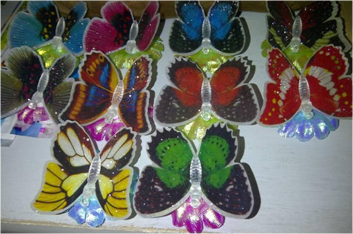lampu kupu bunga1