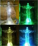Lampu Tidur Salib Yesus Brazil Rio De Janiero – 169