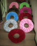 Bantal Donat diameter 40cm velboa best quality – 182