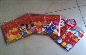 Angpau Angpao Karakter Hello Kity Doraemon Mickey Mouse Imlek – 183