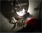 Lampu Proyektor Natal Christmas Santa Star Master – 180