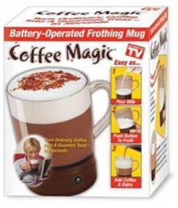 Coffee Magic Maker Pengaduk Kopi Otomatis – 190