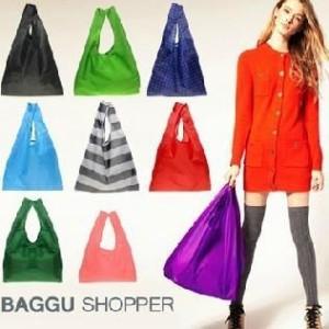 Baggu Bag Shopping Tas Mini Lipat – 201