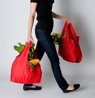 Baggu Bag Shopping Tas Mini Lipat - 201