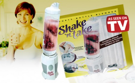 Shake and take go blender alat pembuat jus - 203