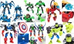 Lego Superhero Avengers Iron Man Captain America Hulk Batman – 209
