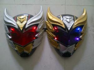 Topeng Bima Ultraman Indonesia Nyala Lampu LED – 219