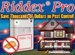Riddex Pest Controller Pengusir Tikus Kecoa – 232