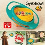 Gyro Bowl Mangkok Anak Anti Tumpah – 239