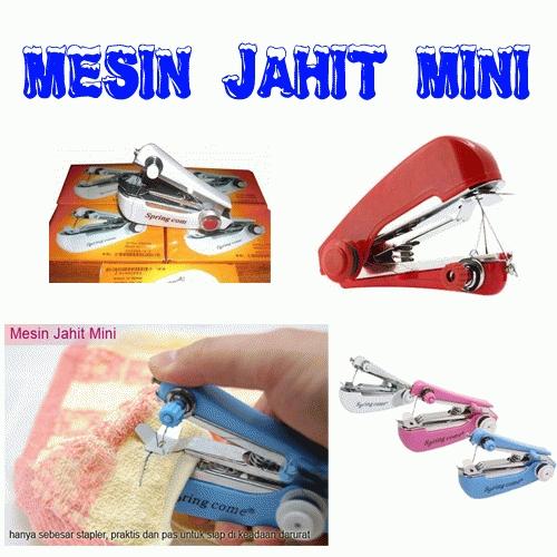 Mesin Jahit Tangan Mini Stapless - 236
