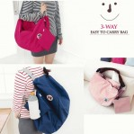 Korean Iconic 3 Way Bag Multifungsi – 228