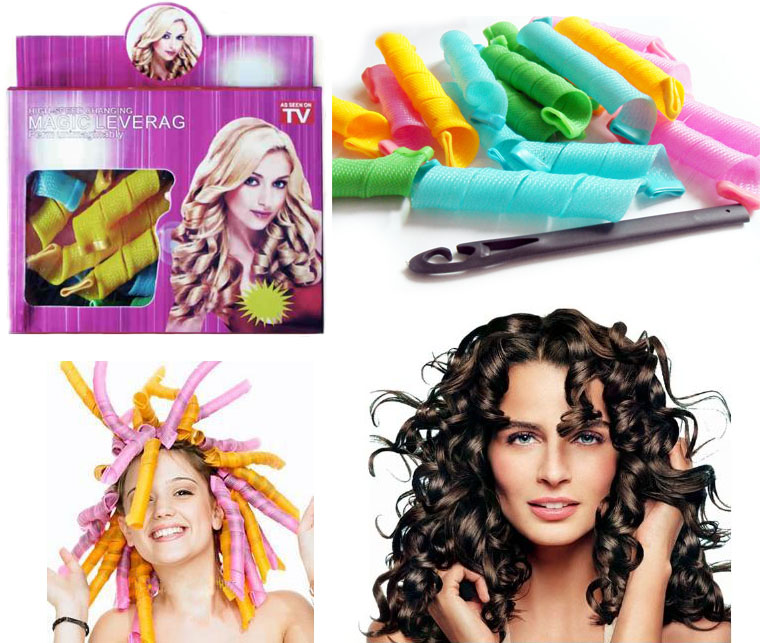 Magic Leverag Curly Salon - 244
