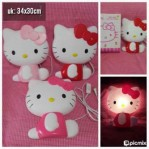 Lampu Tidur Hello Kitty Full Body – 257