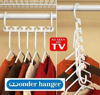 Wonder Hanger Gantungan Baju Isi 8 - 255