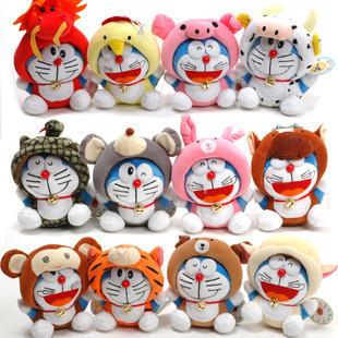 Boneka Rekam Doraemon Rilakuma Zodiac - 275
