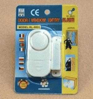 Alarm Anti Maling Pintu Jendela Rumah - 284