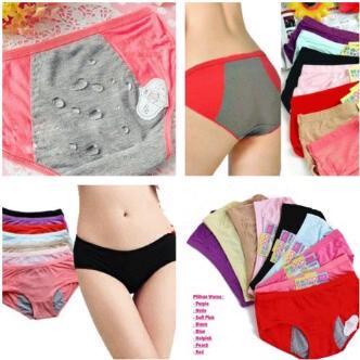 Underwear Celana Dalam Menstruasi - 282