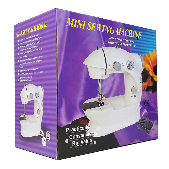 Mesin Jahit Mini Sewing Machine GT/FHSM 202 - 283