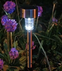 Lampu Taman Tenaga Matahari | Lampu Taman LV Tenaga Surya Otomatis Tanpa Listrik Tanpa Kabel – 303