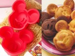 Cetakan Kue Jelly Coklat Karakter Rubber Silicone Mold – 291