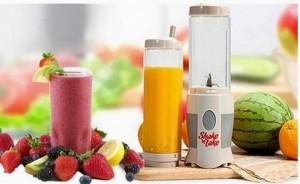 Shake and Take Blend N Go Dengan 2 Gelas Juicer – 306
