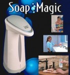 Dispenser Sabun Cair Otomatis Magic Soap – 320