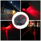 Lampu Sepeda Laser Red Line – 318