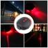 Lampu Sepeda Laser Red Line – 318
